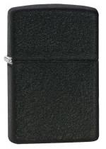 Zippo Black Crackle 26075
