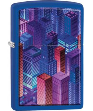Isometric City Zippo 26143