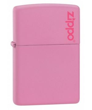 PINK MATTE W/ZIPPO LOGO 26264