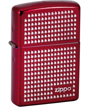 Small Flames Zippo 26433