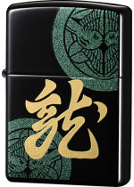 Kenshin Zippo 26491