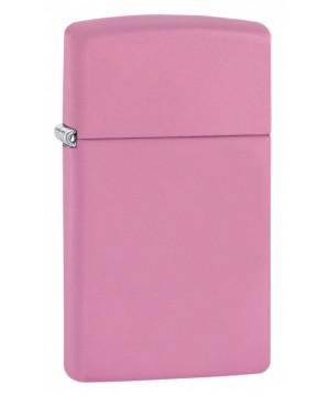 Zippo Pink Matte Slim® 26646