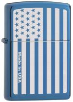 US Flag Zippo 26662
