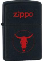 ZIPPO LONGHORN 26666