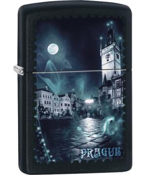 PRAGUE AT NIGHT 26697