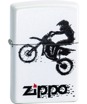 Zippo Motorcycle Blur 26868