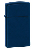 Zippo Slim® Navy Matte 26916