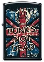 Punk's not Dead Zippo 26938