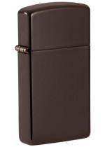 Slim® Brown Zippo 26957