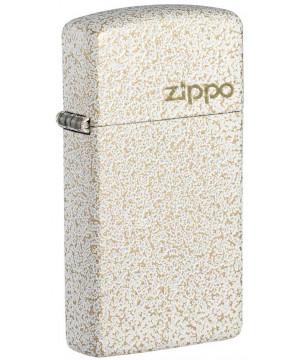 Slim® Mercury Glass Zippo Logo 26960