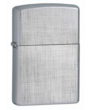 Linen Weave Zippo 27063
