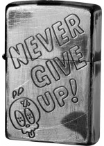 NEVER GIVE UP 27076