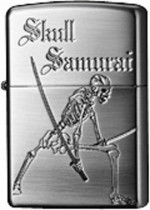 Skeleton Samurai 27097