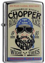 Chopper Road Race Zippo 21983