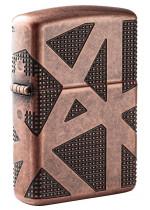 Geometric 360 Design Zippo 27161