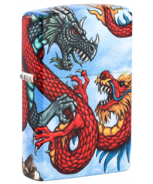 Dragon Design Zippo 27738