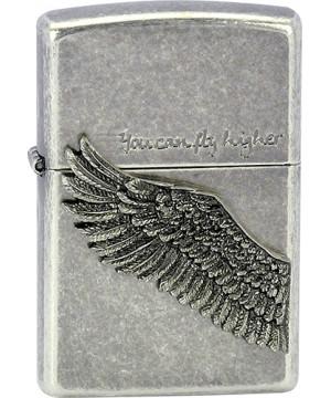 Higher Emblem Silver 28141