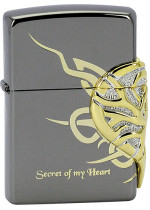 Secret of my Heart Emblem 28156