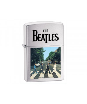 ZIPPO THE BEATLES ABBEY ROAD 28255