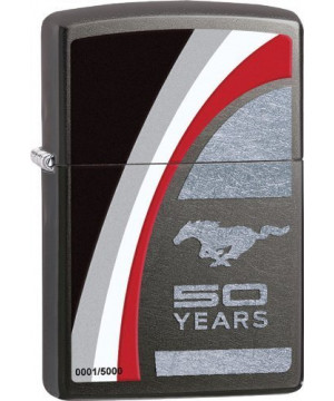 Zippo Ford Mustang 50 Years Limited Edition 28543