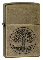 Tree of Life Zippo 29057