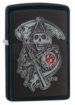 Zippo Sons of Anarchy Reaper 29489