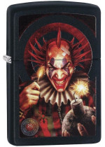 Anne Stokes Sinister Clown 29574