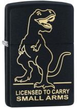 Licensed to Carry Small Arms 29629