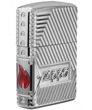 Zippo Bolts Design 29672