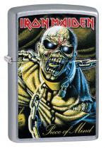 Iron Maiden Zippo 29876