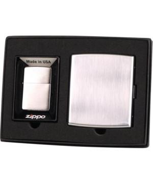 Zippo Sada zapalovač + pouzdro na cigarety 30027