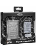 Jack Daniel's® Placatka & Zippo 30061