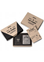 VE/VJ 75th Anniversary Collectible Zippo