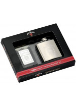 JIM BEAM FLASK SET 44061