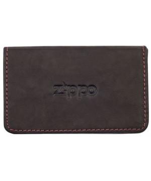 Kožený vizitkář Zippo 44114