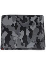 Kožená peněženka Camo Zippo 44135