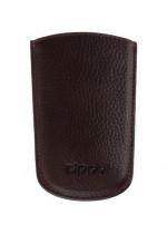 Kožená pouzdro na klíče Zippo 44155