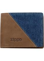 Kožená peněženka Zippo 44156