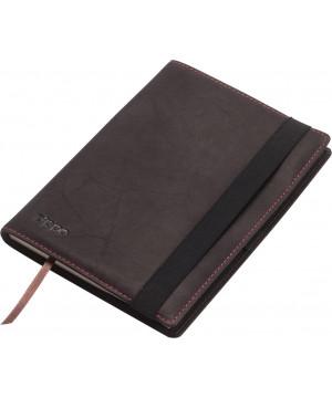 Zippo notebook A5 kožený