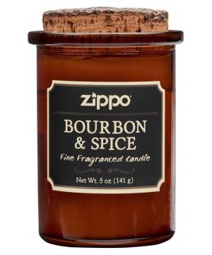 """Zippo Svíčka """"Spirit Candle - Bourbon & Spice"""""""
