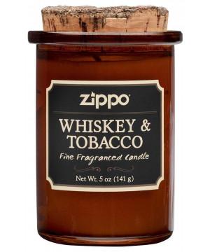 "Zippo Svíčka ""Spirit Candle - Whiskey & Tobacco"""