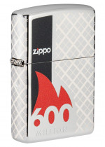 600 Millionth Zippo Lighter Collectible 22091