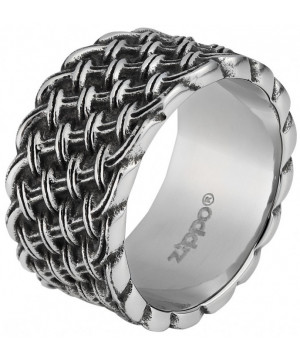 Zippo prsten Mesh