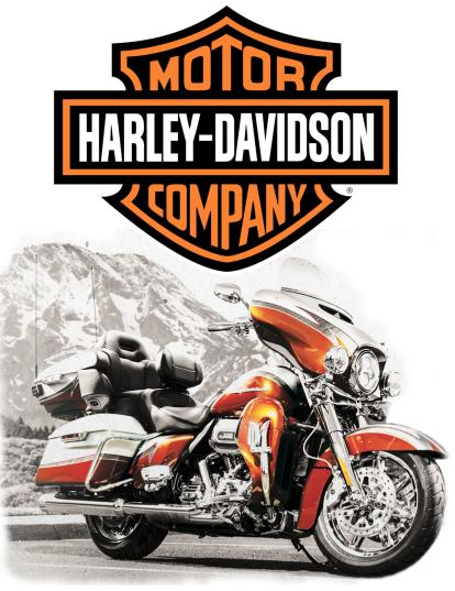 Zippo a Harley-Davidson
