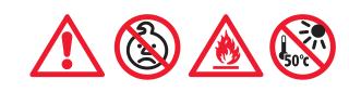 Zippo - bezpečnostní symboly