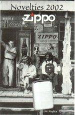 Katalog Zippo - Novelties 2002