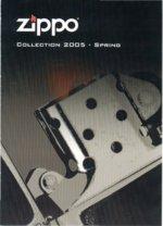 Zippo katalog 2005 - jarní kolekce
