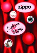 Katalog Zippo - rok 2006