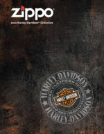 Katalog Zippo Harley-Davidson 2010