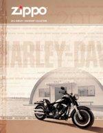 Katalog Zippo 2012 Harley-Davidson